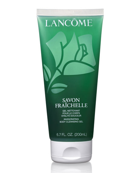Lancome Savon Fraichelle Invigorating Body Cleansing Gel, 6.7 oz./ 200 mL