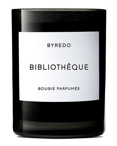 Bibliothèque Bougie Parfumée Scented Candle  240g