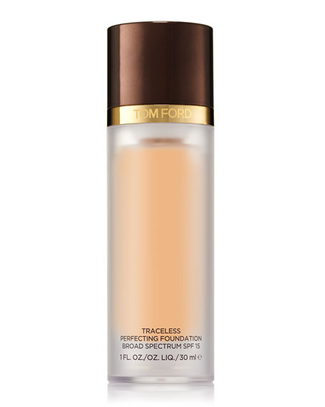 Traceless Perfecting Cream Foundation Broad Spectrum SPF 15, Fawn