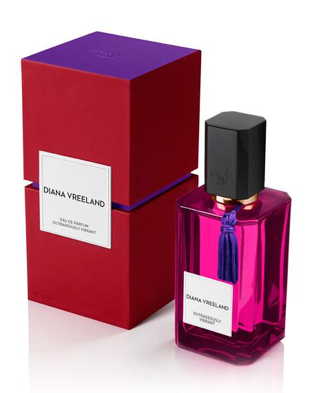 Diana Vreeland Outrageously Vibrant Eau de Parfum, 1.7 oz. / 50 mL