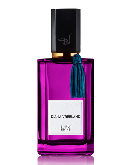 Diana Vreeland Simply Divine, 1.7 oz. / 50 mL