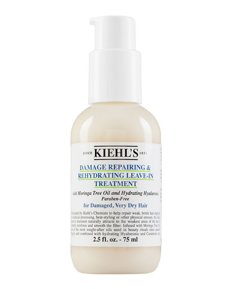 Kiehl's Since 1851 Damage Repairing & Rehydrating Leave-in Treatment, 2.5 oz.