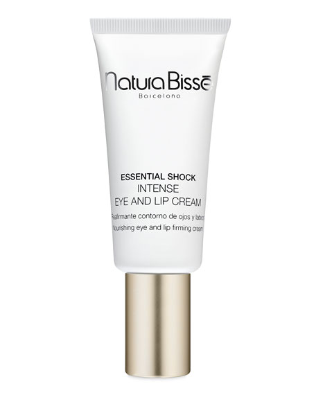 Natura Bissé Essential Shock Intense Eye and Lip Cream, 0.5 oz./ 15 mL