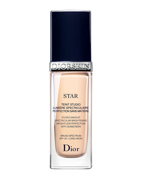Dior Beauty Diorskin Star Fluid Foundation, 30 mL