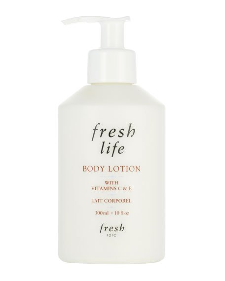 Fresh Fresh Life Body Lotion, 10.15 oz.