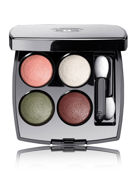 <b>LES 4 OMBRES - RÊVERIE PARISIENNE</b><br>Multi-Effect Quadra Eyeshadow - Limited Edition