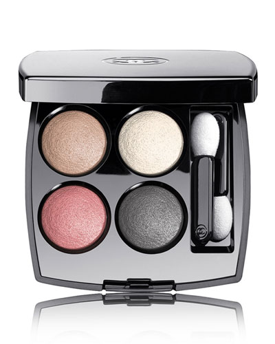 <b>LES 4 OMBRES - R&#202;VERIE PARISIENNE</b><br>Multi-Effect Quadra Eyeshadow - Limited Edition