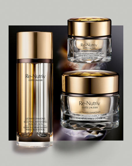 Estee Lauder Re-Nutriv Ultimate Diamond Transformative Energy Crème, 1.7 oz.