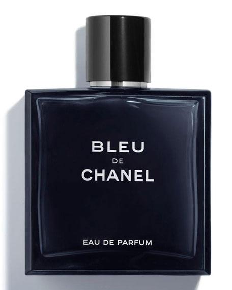 CHANEL <b>BLEU DE CHANEL </b><br>Eau de Parfum Pour Homme Spray, 3.4 oz.