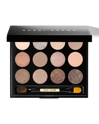 LIMITED EDITION Shimmering Sands Eye Palette - Sandy Nudes Collection
