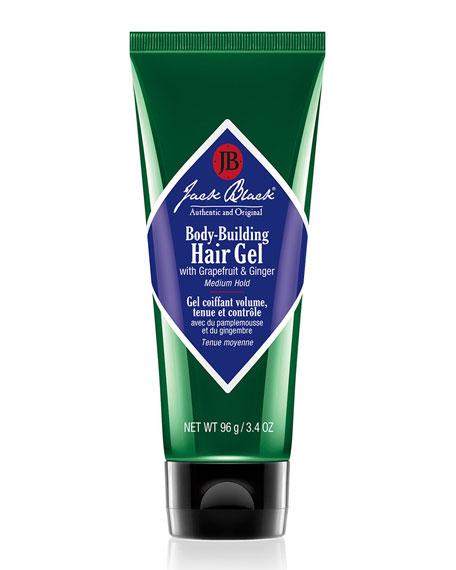Jack Black Body Building Hair Gel, 3.4 oz.