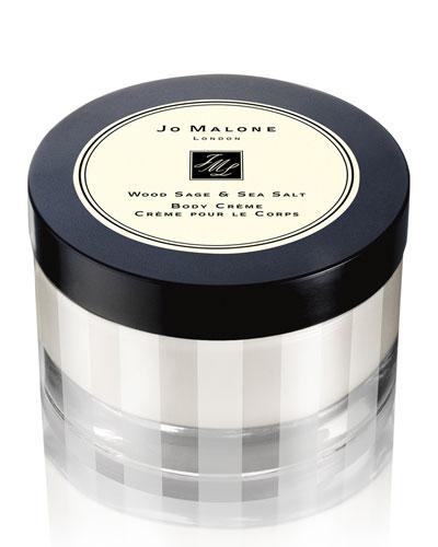 Wood Sage & Sea Salt Body Creme  5.9 oz.