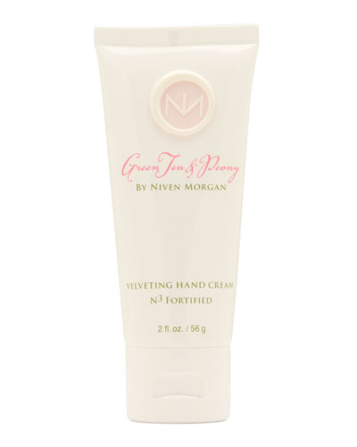 Green Tea & Peony Travel Hand Cream  2 oz.