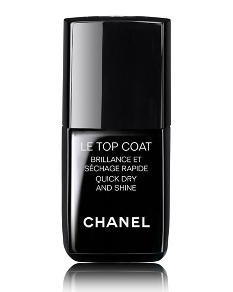 CHANEL <b>LE TOP COAT</b><br>Quick Dry and Shine