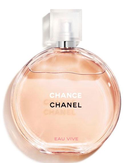 CHANEL <b>CHANCE EAU VIVE </b><br>Eau de Toilette Spray, 3.4 oz.