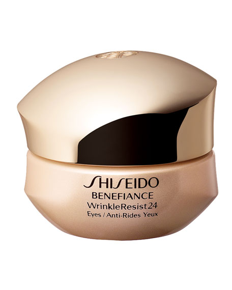 Shiseido Benefiance WrinkleResist24 Intensive Eye Contour Cream, 0.51 oz.