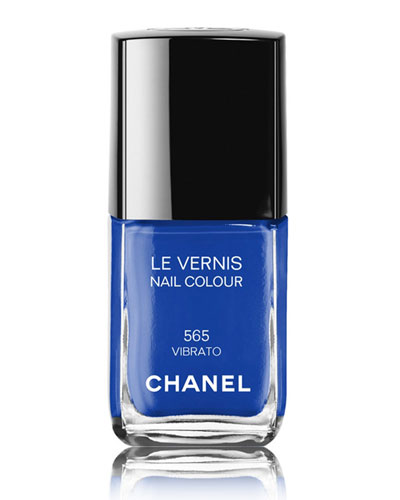 <b>LE VERNIS - BLUE RHYTHM DE CHANEL COLLECTION</b><br>Nail Colour - Limited Edition