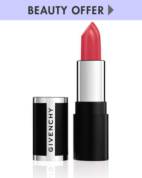 Yours with any $125 Givenchy Beauty purchase—Online only*