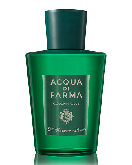 Image 1 of 2: Acqua di Parma 6.7 oz. Colonia Club Hair & Shower Gel