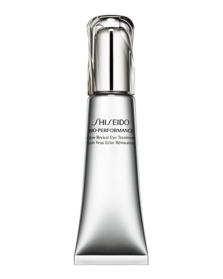 Image 1 of 3: Shiseido 0.51 oz. Bio-Performance Glow Revival Eye Treatment