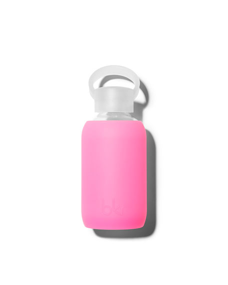 bkr Glass Water Bottle, Bambi, 250 mL and