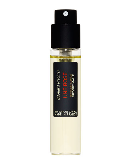Une Rose Travel Perfume Refill, 0.3 oz./ 10 mL