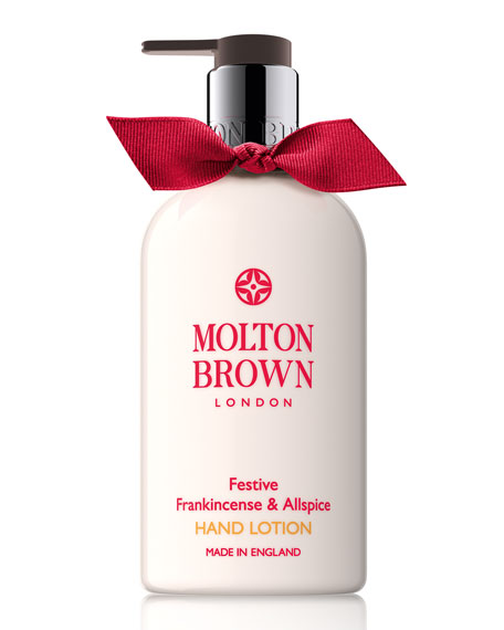 Molton Brown Festive Frankincense and Allspice Hand Lotion