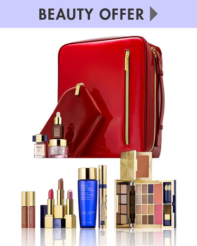 Yours for $59.50 with any  Estée Lauder fragrance purchase  ($355 Value)