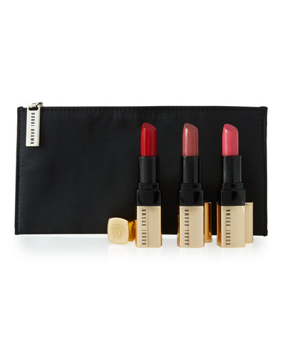 Luxe Lip Trio ($125 Value)