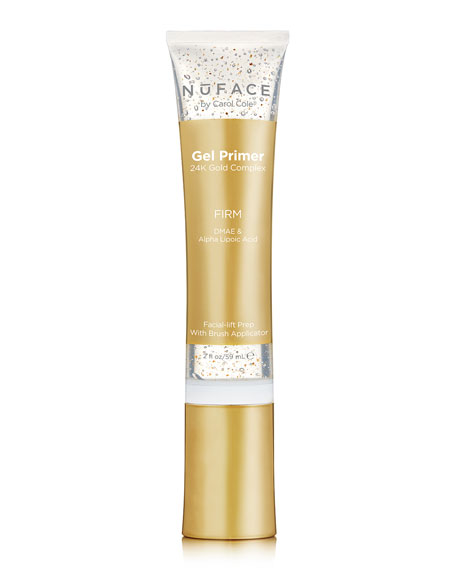 NuFace 24K Gold Gel Primer - Firm, 2.0