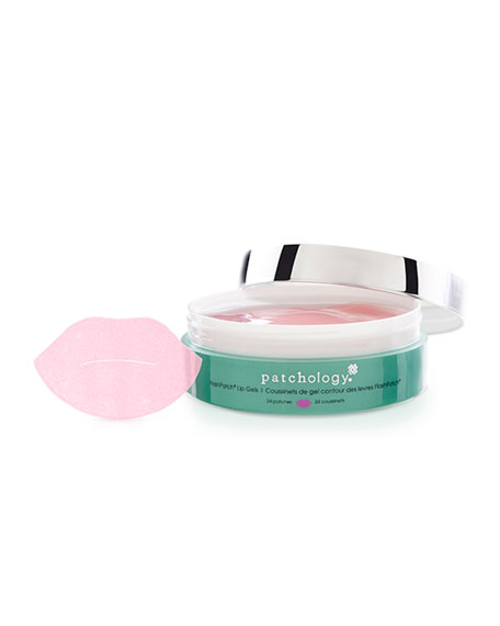 Patchology FlashPatch?? Lip Gels, 24 Patches