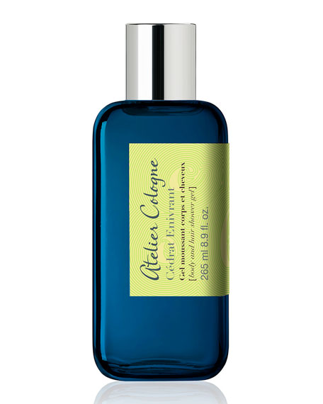 Atelier Cologne Cedrat Enivrant Gel Moussant/Shower Gel, 265