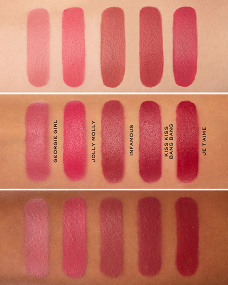 Le Marc Lip Crème Lipstick