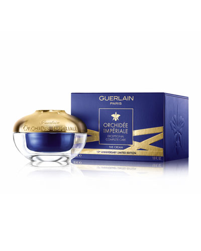 Limited Edition 10th Anniversary Orchidée Impériale Cream, 1.6 oz.