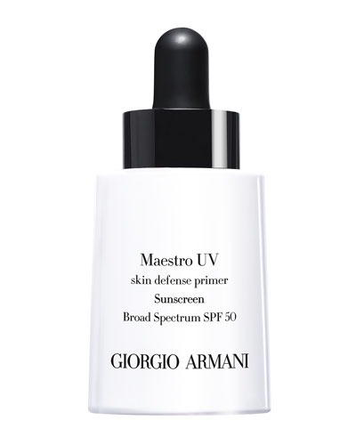 Maestro UV Skin Defense Primer Sunscreen SPF 50, 1 oz.