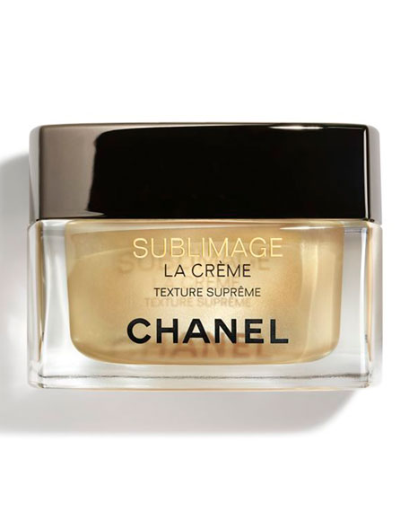 CHANEL <b>SUBLIMAGE LA CR&#200;ME</b><BR>Ultimate Skin Regeneration - Texture Supr&#234;me, 1.7 oz.