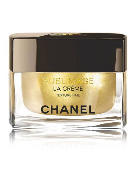 CHANEL <B>SUBLIMAGE LA CR&#200;ME</b><BR>Ultimate Skin Regeneration - Texture Fine, 1.7 oz.