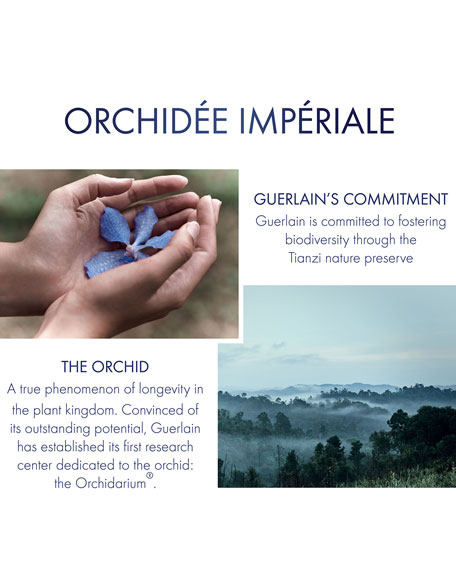 Guerlain Orchidee Imperiale Eye Serum, 0.5 oz.