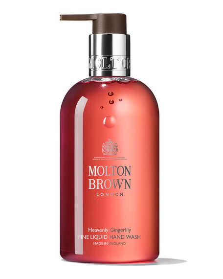 Image 1 of 4: Molton Brown 10 oz. Gingerlily Hand Wash