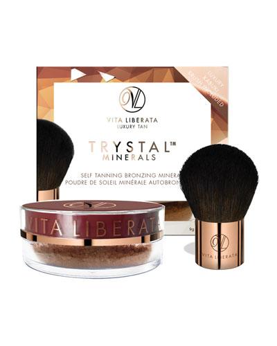 Trystal Minerals Self Tan Bronzing Minerals – Bronze  9g