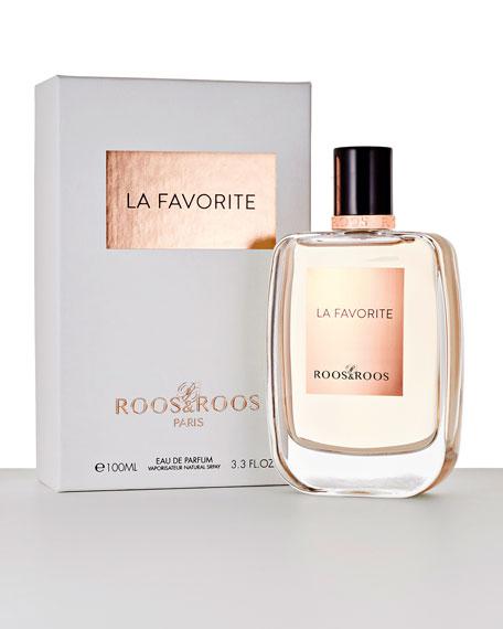 La Favorite Eau de Parfum, 3.4 oz./ 100 mL