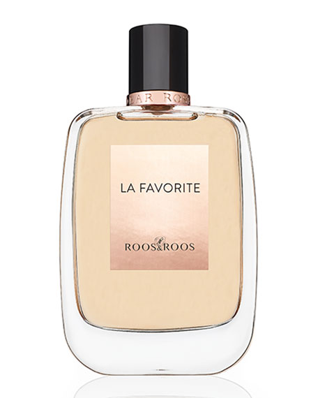 Dear Rose La Favorite Eau de Parfum, 3.4