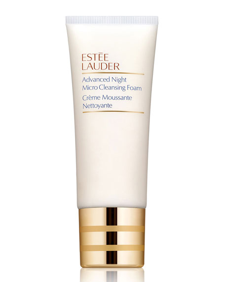 Estee Lauder Advanced Night Micro Cleansing Foam, 3.4