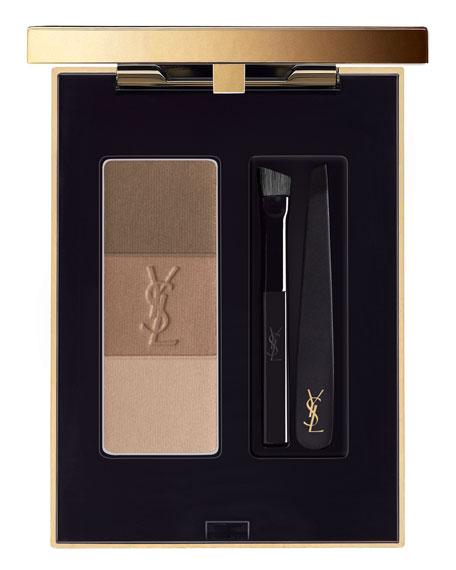 Yves Saint Laurent Beaute Couture Brow Palette