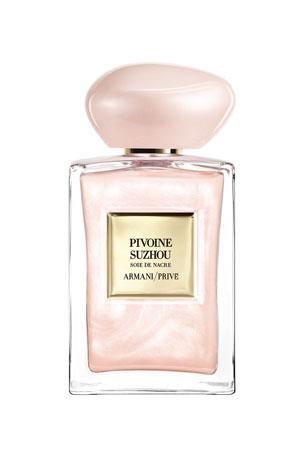 Giorgio Armani 3.4 oz. Limited Edition Pivoine Suzhou Soie de Nacre