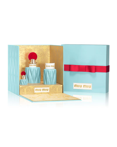 Holiday Fragrance Boxed Gift Set ($166 Value)