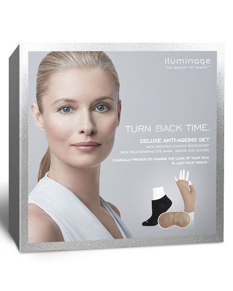Iluminage Beauty Deluxe Relaxation Set
