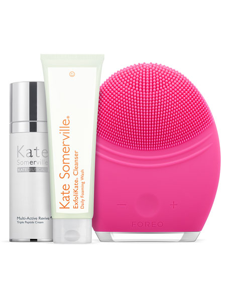 Foreo Kate Somerville & Luna Set
