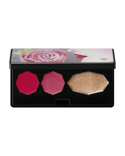 Limited Edition Lip Color Palette, #1 - Collection Les Années Folles