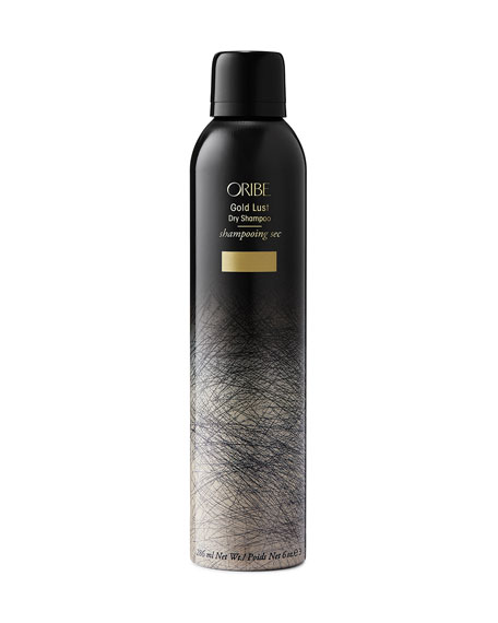 Gold Lust Dry Shampoo, 6 oz./ 177 mL